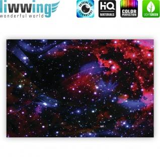 Leinwandbild Weltall Weltraum Kosmos Sterne Licht   no. 2216 - Vorschau 4