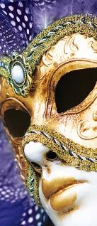 Türtapete - Maske Venedig | no. 1003 - Vorschau 5