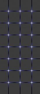 Türtapete - Abstrakt Sterne Linien | no. 601 - Vorschau 5