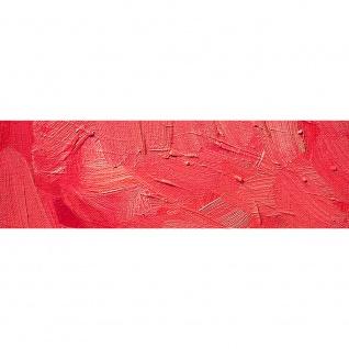Leinwandbild Wall of pink shades Wand Spachtel Hintergrund farbige Wand pink   no. 109 - Vorschau 3