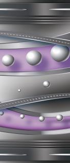 Türtapete - Abstrakt Perlen   no. 372 - Vorschau 5