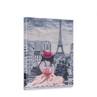 Leinwandbild Paris Amore Liebe Eifelturm | no. 5524