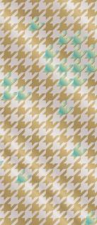 Türtapete - Abstrakt Zeichen | no. 359 - Vorschau 5