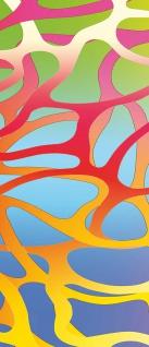 Türtapete - Abstrakt Ornamente Geflechte | no. 1033 - Vorschau 5
