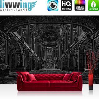 liwwing Fototapete 254x184cm PREMIUM Wand Foto Tapete Wand Bild Papiertapete - Kindertapete Disney - Die Eiskönigin Tapete Anna Eiskönigin Frozen bunt - no. 3459