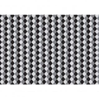 Fototapete Illustrationen Tapete Abstrakt Rechtecke klein Kacheln Formen schwarz-weiß Muster schwarz - weiß | no. 397