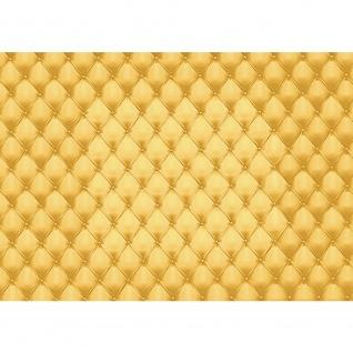 Fototapete Kunst Tapete Muster Design Lederoptik Nieten gelb | no. 2476
