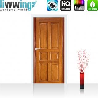 Türtapete - Sonstiges Tür Holz Alt Antik | no. 4270 - Vorschau 2