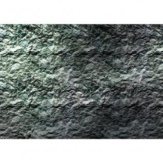 Fototapete Kunst Tapete Abstrakt Knitter Falten Design Muster Papier grau | no. 2341