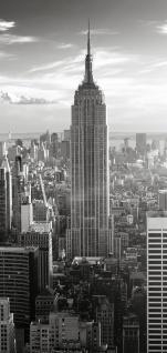 Türtapete - Manhattan Skyline New York City USA Amerika Empire State Building | no. 15 - Vorschau 5