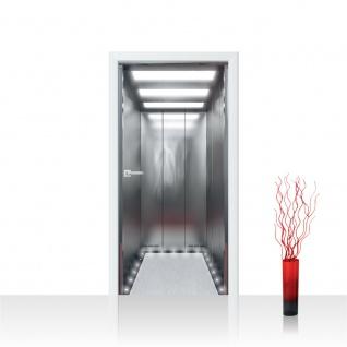 Türtapete - Sonstiges Aufzug Lift Fahrstuhl   no. 4294