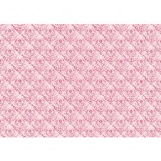 Fototapete Ornamente Tapete Ornamente Muster rosa rosa   no. 376