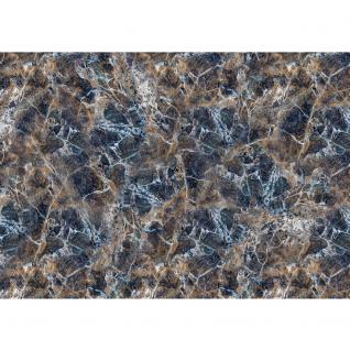 liwwing Vlies Fototapete 400x280 cm PREMIUM PLUS Wand Foto Tapete Wand Bild Vliestapete - Steinwand Tapete Steinmauer Marmor Mauer Stein Steintapete grau - no. 1054 - Vorschau 2
