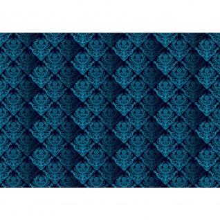 Fototapete Ornamente Tapete Ornamente Muster blau blau   no. 379