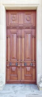 Türtapete - Sonstiges Tür Holz Alt Antik | no. 4275 - Vorschau 5