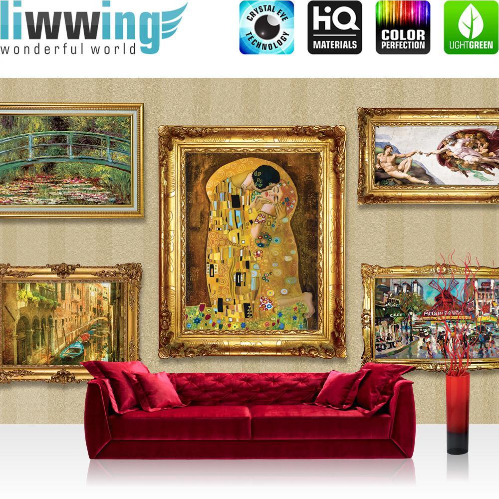 liwwing Vlies Fototapete 152.5x104cm PREMIUM PLUS Wand Foto Tapete ...