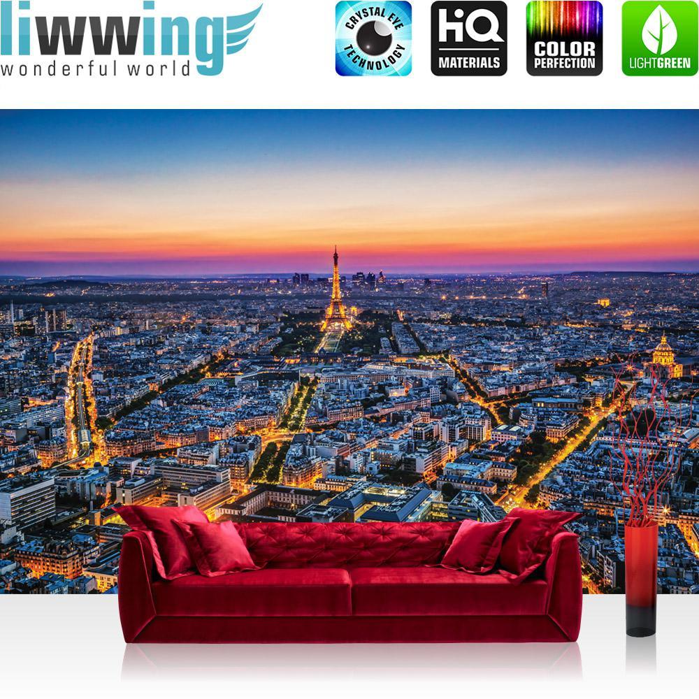 Tapeten Frankreich liwwing vlies fototapete 104x50 5cm premium plus wand foto tapete