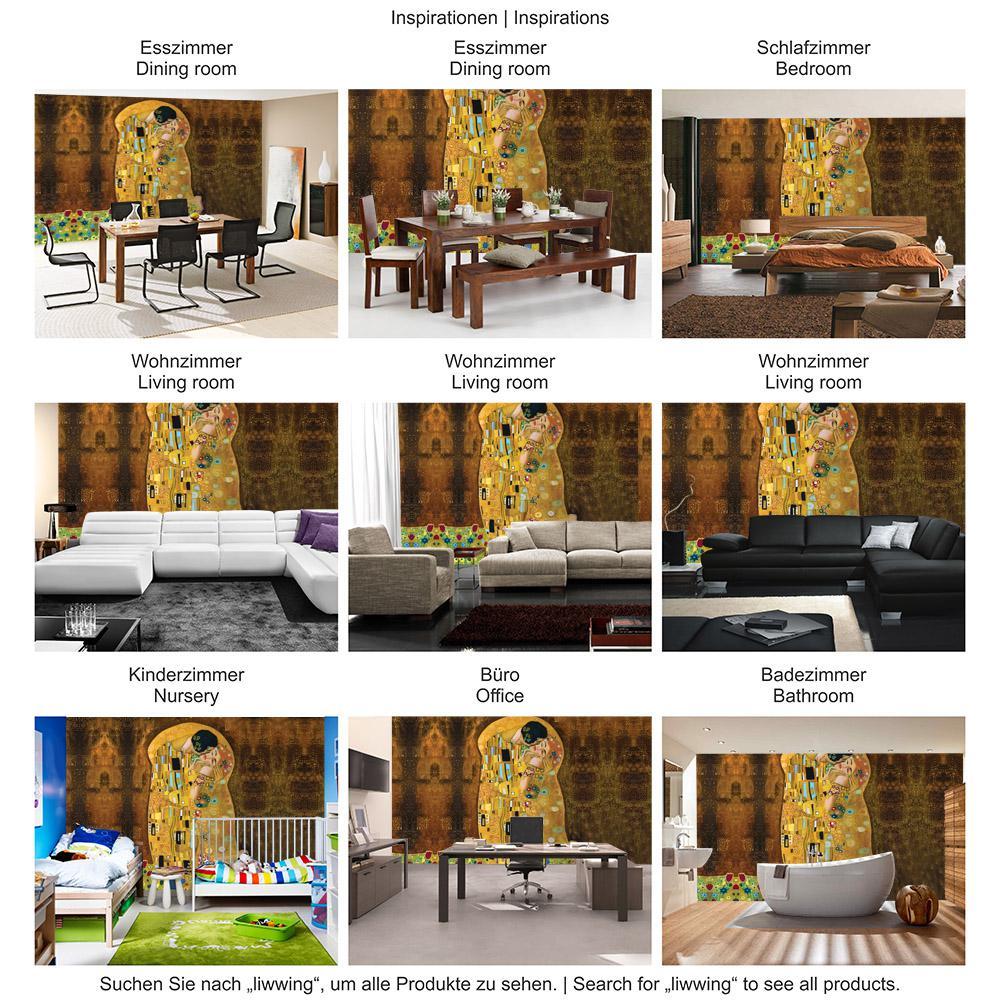 Liwwing Vlies Fototapete 208x146cm Premium Plus Wand Foto Tapete