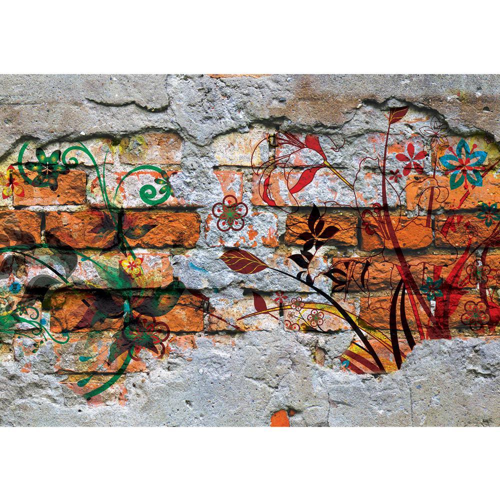 ... Liwwing Vlies Fototapete 312x219cm PREMIUM PLUS Wand Foto Tapete Wand  Bild Vliestapete   Steinwand Tapete Steine ...