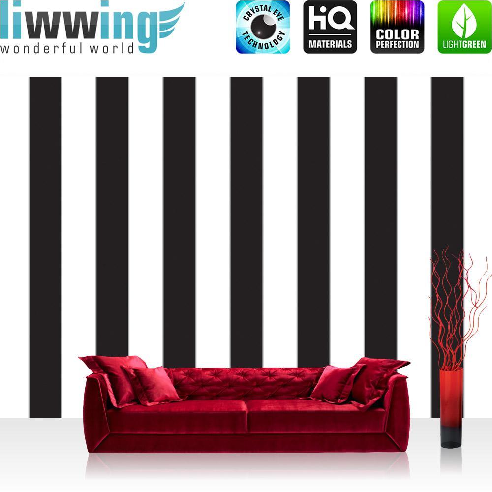Cool Muster Wand Foto Von Liwwing Fototapete 254x168 Cm Premium Foto Tapete