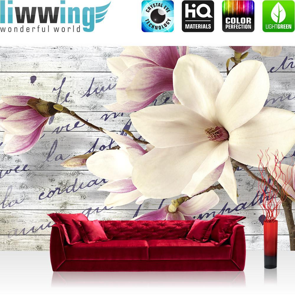 Liwwing Vlies Fototapete 312x219cm Premium Plus Wand Foto Tapete