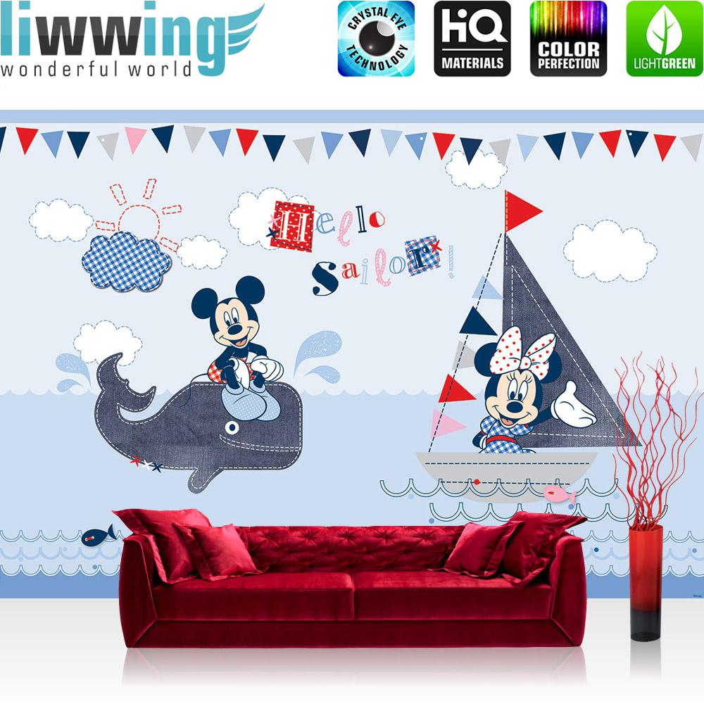 liwwing vlies fototapete 416x254cm premium plus wand foto tapete wand bild vliestapete disney. Black Bedroom Furniture Sets. Home Design Ideas