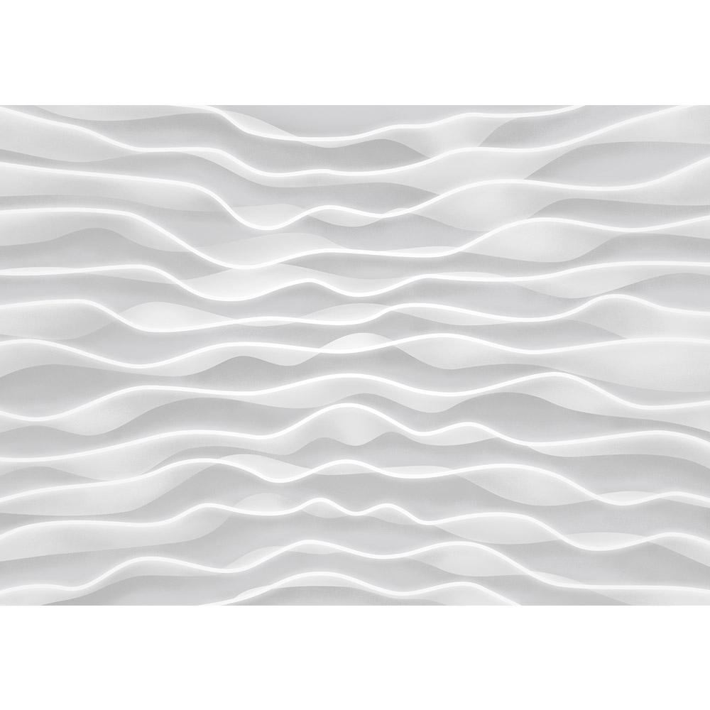 Liwwing Fototapete X Cm Premium Wand Foto Tapete Wand Bild Papiertapete Kunst Tapete Design Wellen