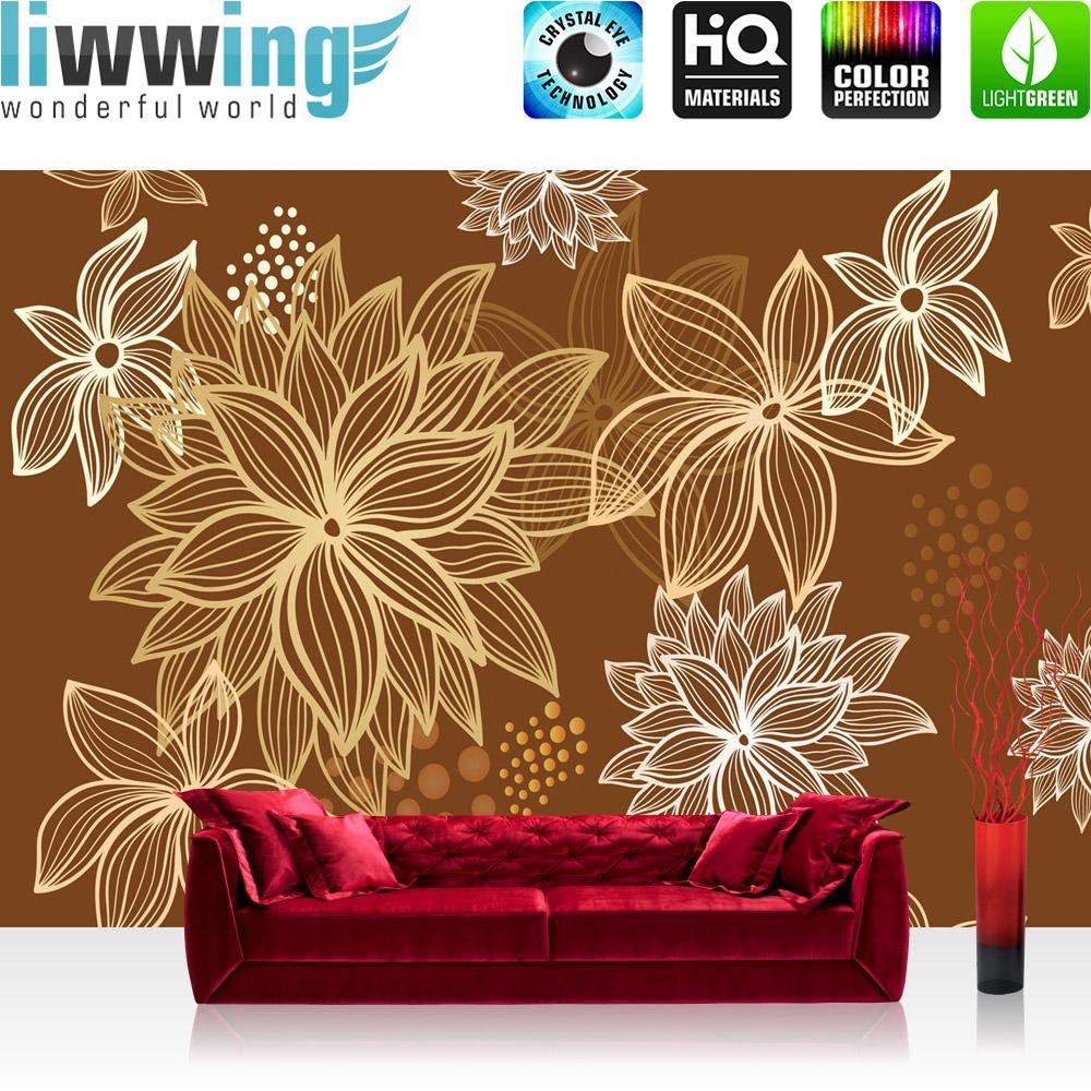 Liwwing Vlies Fototapete 300x210 Cm PREMIUM PLUS Wand Foto Tapete Wand Bild  Vliestapete   Illustrationen Tapete ...