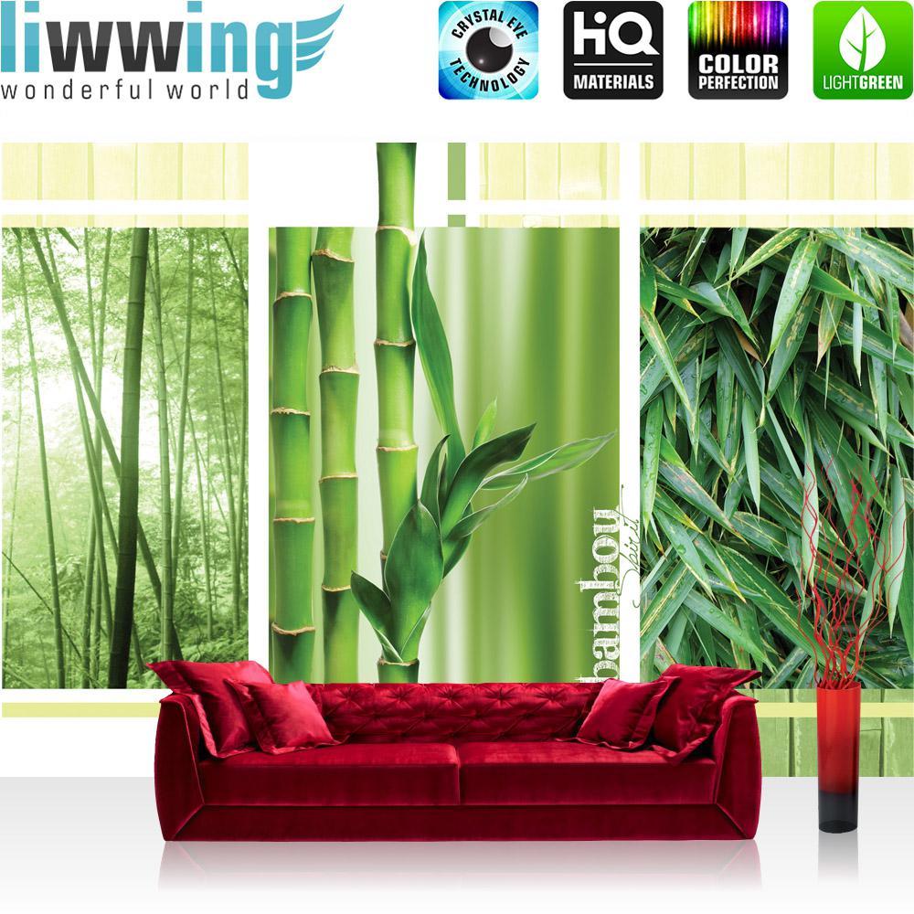 Liwwing Vlies Fototapete 416x254cm Premium Plus Wand Foto Tapete