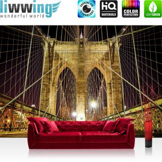 liwwing Vlies Fototapete 312x219cm PREMIUM PLUS Wand Foto Tapete Wand Bild Vliestapete - Illustrationen Tapete Labyrinth Illustration Weg blau - no. 3165