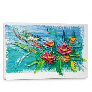Leinwandbild Bild Farbe Abstraktion Farben   no. 4592