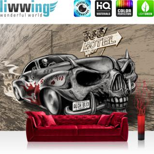 Auto Wand Bild Tapete Online Bestellen Bei Yatego