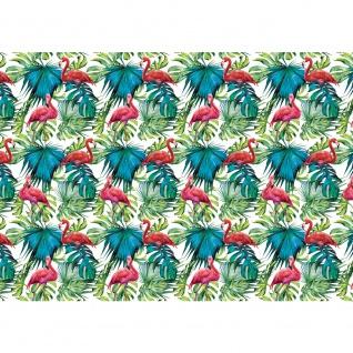 Fototapete Gemälde & Kunstwerke Tapete Kaktus Blume Abstraktion Geometrie Modern Design bunt | no. 4381