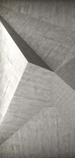 Türtapete - Loft Stone Wall Steinwand Beton Wand Mauer 3D Betonwand Sichtbeton | no. 6 - Vorschau 5