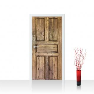 Türtapete - Sonstiges Tür Holz Maserung | no. 4271