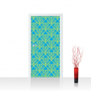 Türtapete - Ornamente Muster   no. 374