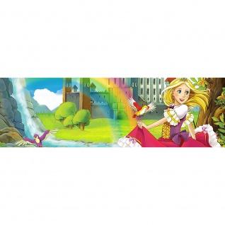 Leinwandbild My Little Princess Kinder Fee Elfen Märchenland Prinzessin   no. 114 - Vorschau 3