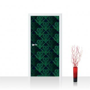 Türtapete - Ornamente Muster   no. 380