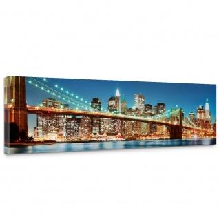 Leinwandbild New York City USA Amerika Empire State Building Big Apple | no. 179