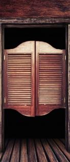 Türtapete - Sonstiges Tür Holz Saloon Schwingtür Alt   no. 4278 - Vorschau 5
