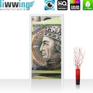 Türtapete - Geld Geldscheine   no. 1047 - Vorschau 2