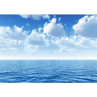 Fototapete Meer Tapete Ozean Meer Wasser See Welle Sturm Blau Türkis blau   no. 152