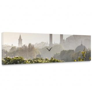 Leinwandbild Istanbul Türkei Moschee Natur Nebel   no. 250