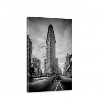 Leinwandbild New York Stadt Hochhaus Skyline | no. 5654