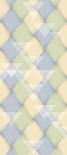 Türtapete - Abstrakt Rechtecke groß | no. 392 - Vorschau 5