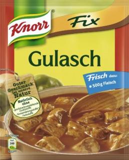 Knorr Fix für Gulasch der ungarische Klassiker 612g 12er Pack