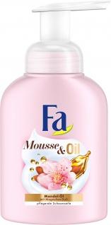 FA Schaumseife Mousse & Oil Mandel-Öl und Magnolien-Duft 250ml