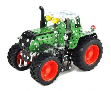 Tronico 10020 - Metallbaukasten - Traktor Fendt 313 Vario, Maßstab 1:32