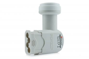 Twin-LNB LTP-04H 0, 1dB 40mm-feed
