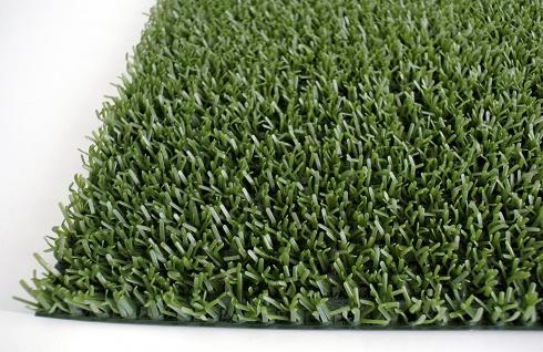 Fußmatte Astro Turf Grün 40cm x 60cm Polyethylen Bürstenmatte